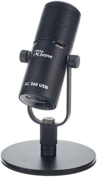 the t.bone SC 360 USB