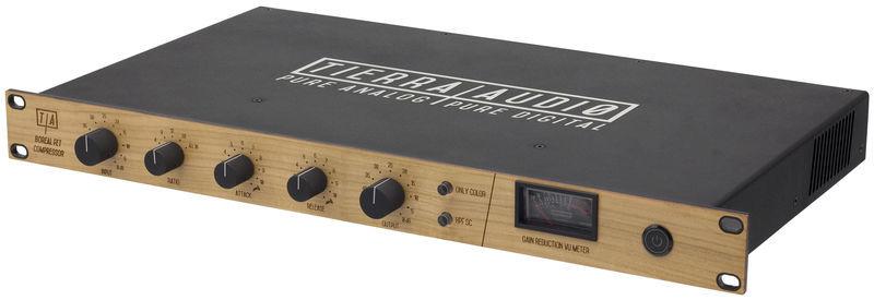 Tierra Audio Boreal FET Compressor TAKE 2
