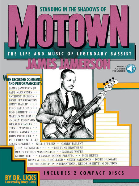 Hal Leonard Standing In The Shadows Motown