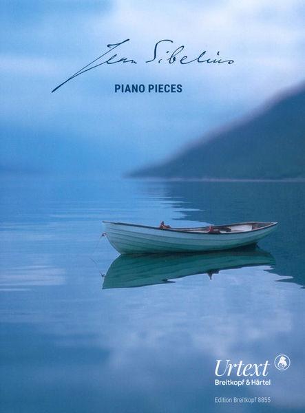 Breitkopf & Härtel Sibelius Piano Pieces