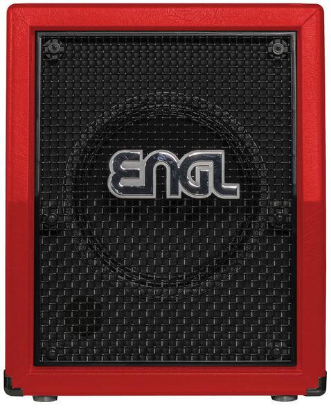 E112VSBSR Pro Cab. SL LTD Red Engl