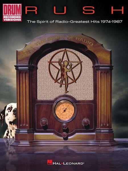 Hal Leonard Rush Spirit Of Radio Drums