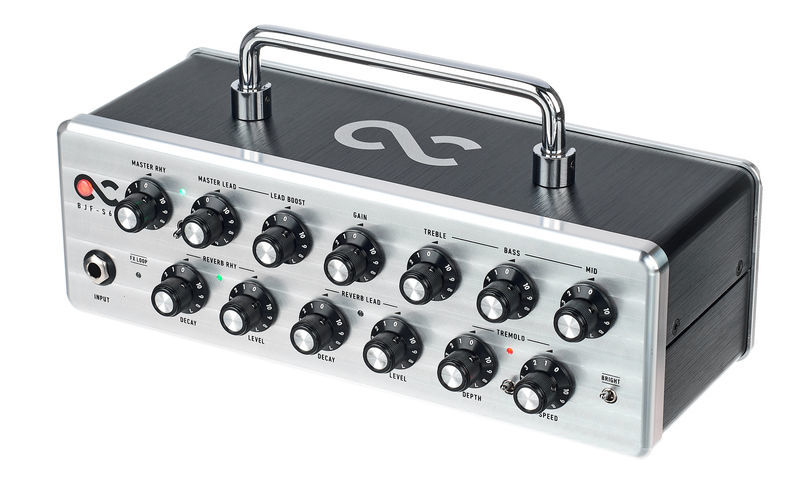 One Control BJF-S66 Amp Head/Footswitch