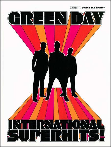 Alfred Music Publishing Green Day International Super