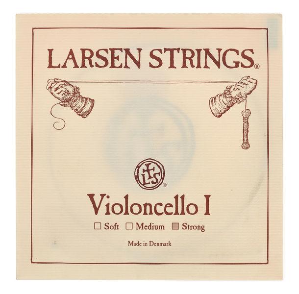 Larsen Cello Single String A Strong