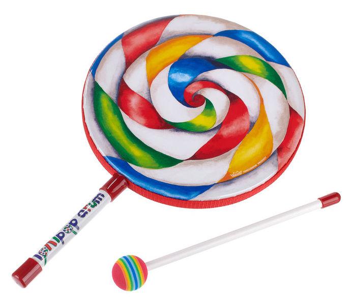 "Remo 10"" Lollipop Drum"