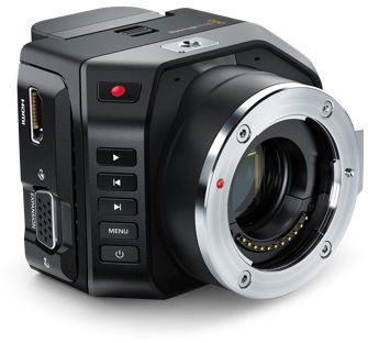 Micro Cinema Camera Blackmagic Design