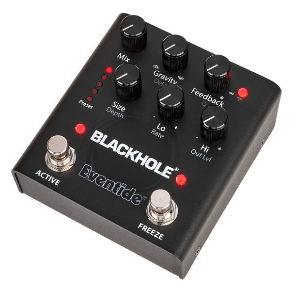 Eventide Blackhole Effectpedal