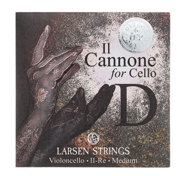 Larsen Il Cannone Cello D String D&F
