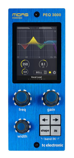 tc electronic PEQ 3000-DT