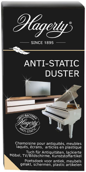 Hagerty Anti-Static Duster