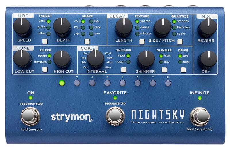 Nightsky Reverb Strymon
