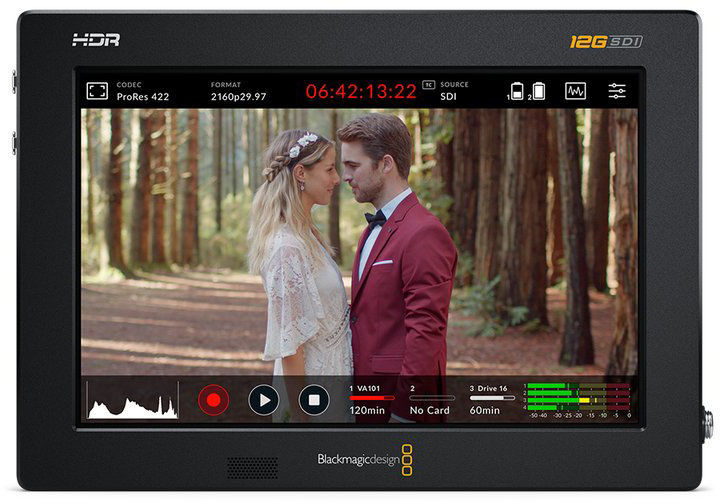 "Video Assist 7"" 3G Blackmagic Design"