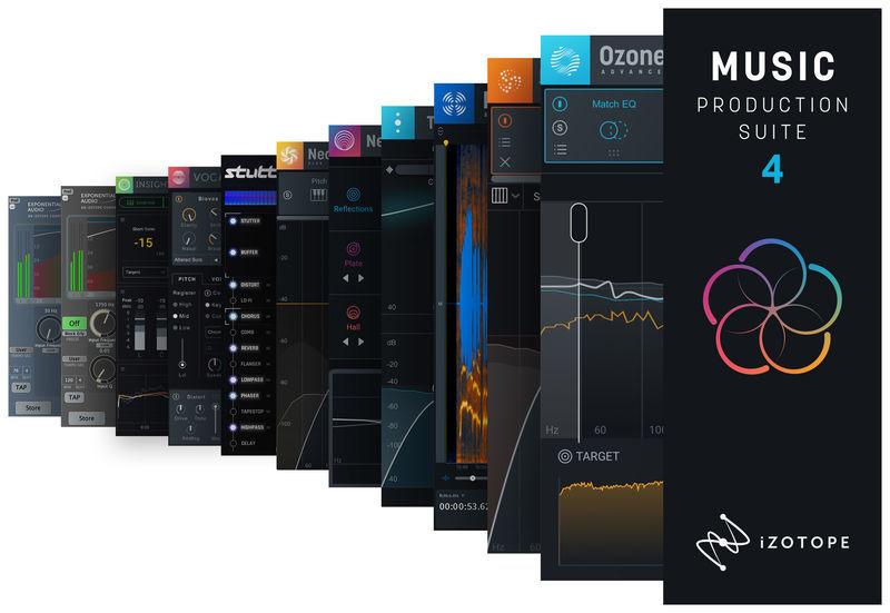 iZotope Music Production Suite 4 CG 2