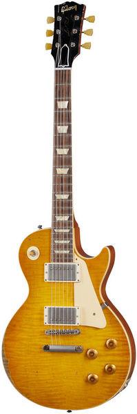 Gibson Les Paul 59 Lemonburst UHA