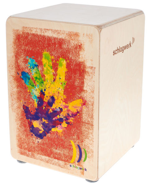 Schlagwerk CP402 High Five Kids Cajon