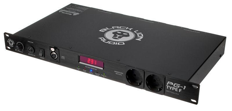 Black Lion Audio PG-1 Type F