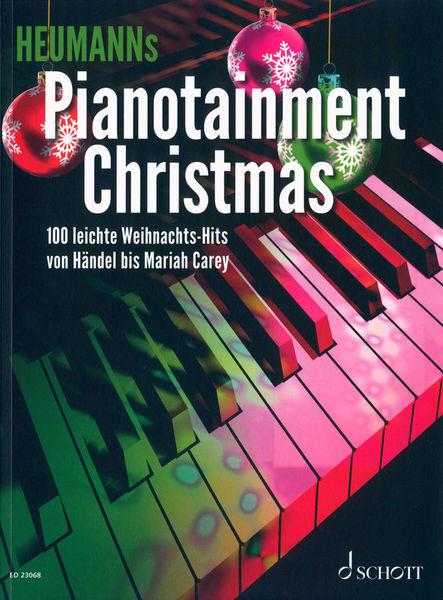 Schott Pianotainment Christmas