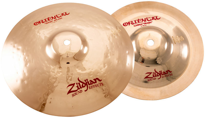 "11""/8"" Stack Set 3 Zildjian"