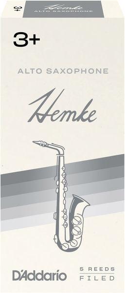 DAddario Woodwinds Hemke Alto Saxophone 3.0+