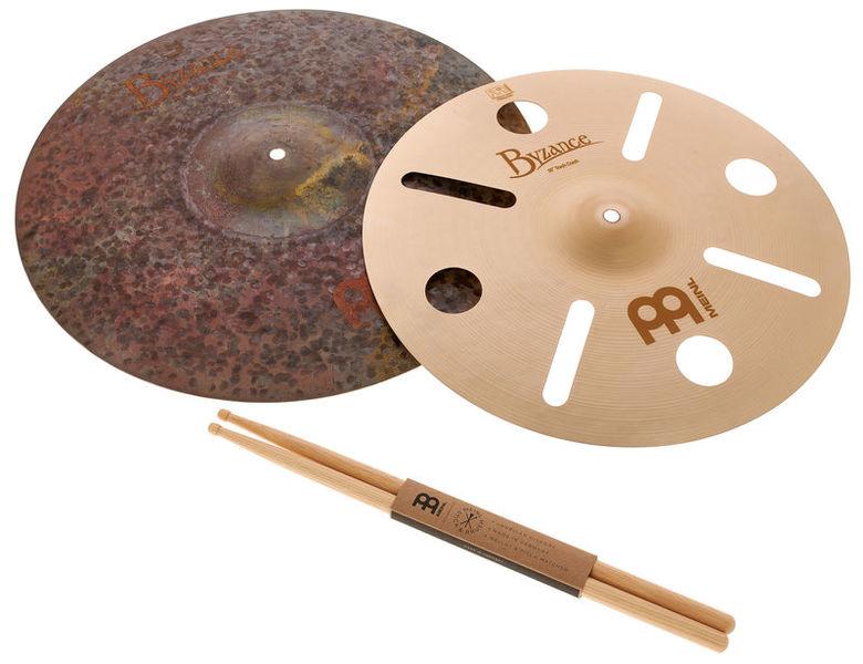 Meinl Byzance Assor.Crash Cymbal Set