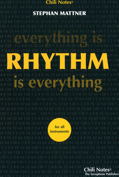 Everything is Rhythm Musikverlag Chili Notes