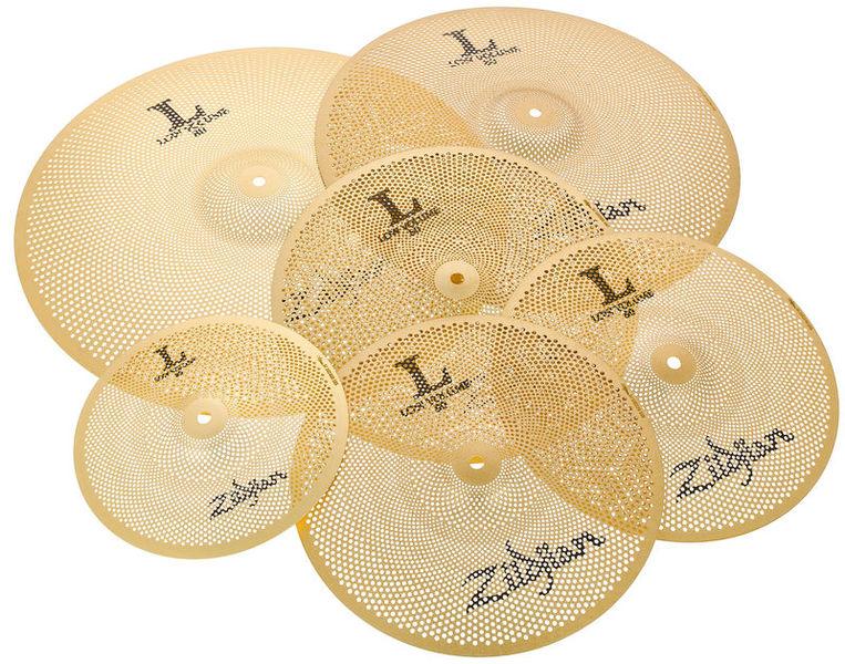 Zildjian 348-Pro Low Volume Set