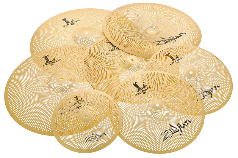 Zildjian 468 Low Volume Complete Set