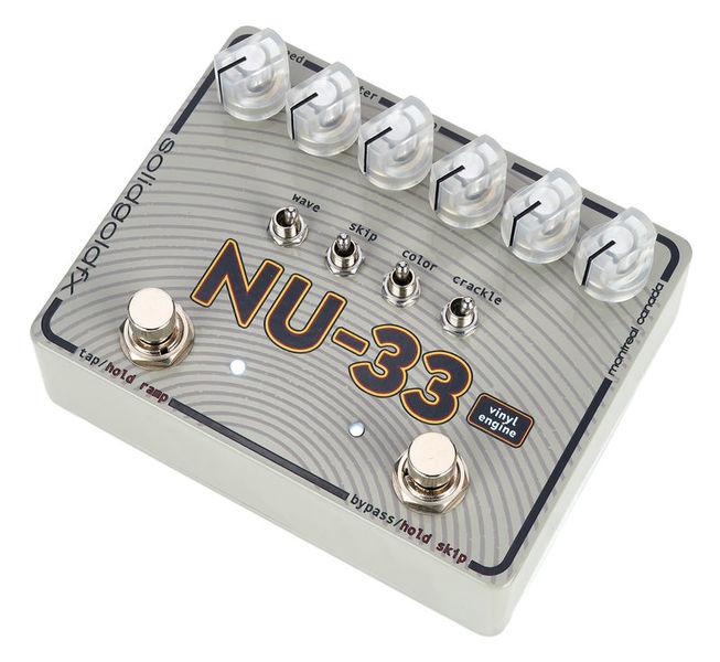 Solid Gold FX NU-33 Chorus/Vibrato