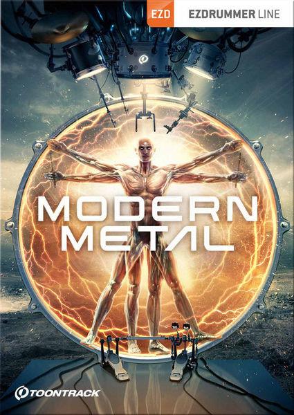 Toontrack EZX Modern Metal