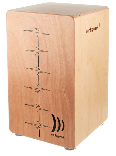 Schlagwerk CP540 Cajon Agile Base Natural