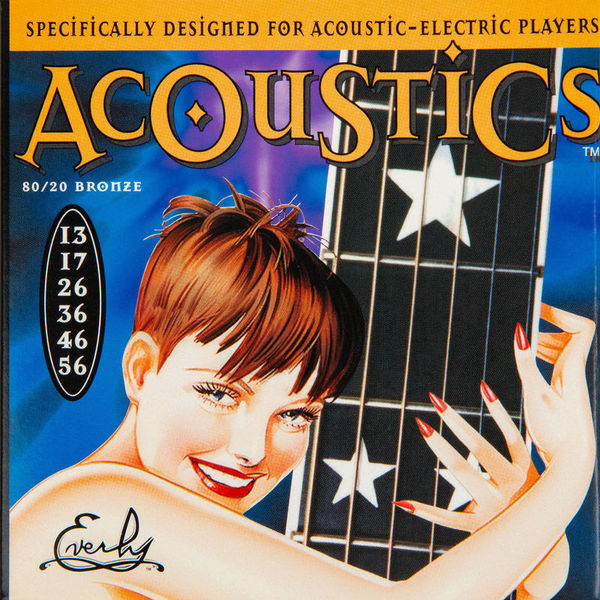 Everly Strings Acoustics 7013