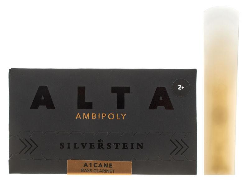 Silverstein Ambipoly Bass Clarinet 2.0+