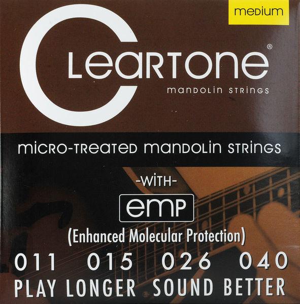 Cleartone EMP Mandolin Strings 7511