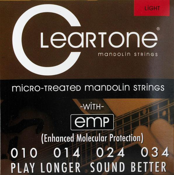 Cleartone EMP Mandolin Strings 7510