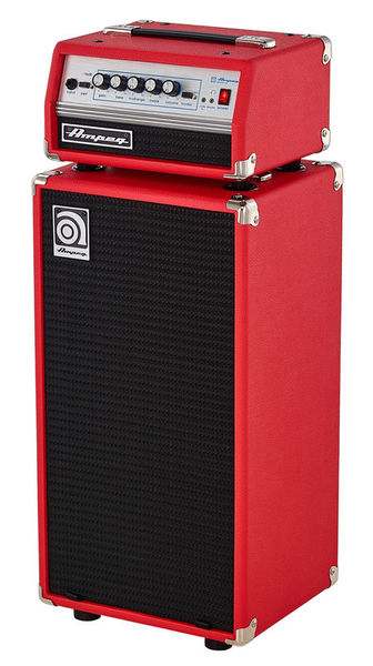 Ampeg Micro-VR Set Special Ed. Red
