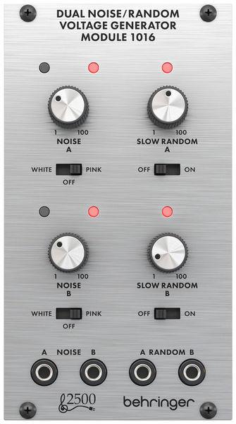 Dual Noise / Random Gen. 1016 Behringer
