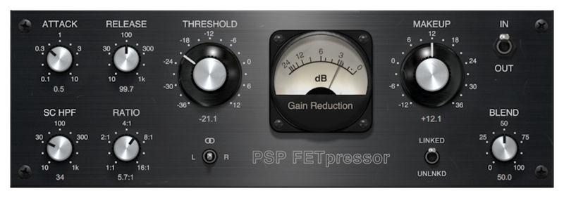 PSP Audioware FETpressor