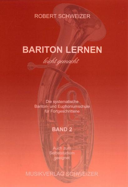 Musikverlag Schweizer Bariton Lernen Leicht 2