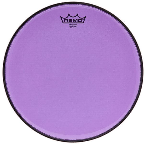 "Remo 13"" Emperor Colortone Purple"
