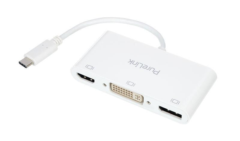 PureLink IS250-USB-C Multiport Adapter