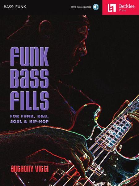 Hal Leonard Berklee Funk Bass Fills