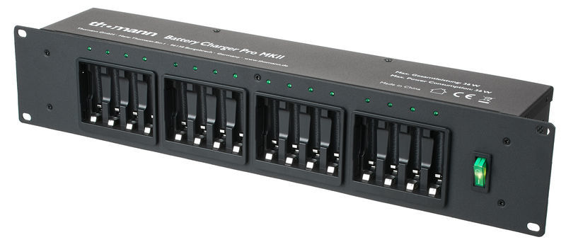 Thomann Battery Charger Pro MKII