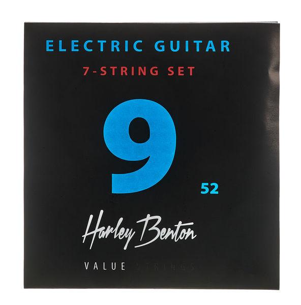 Harley Benton Valuestrings EL-7 9-52