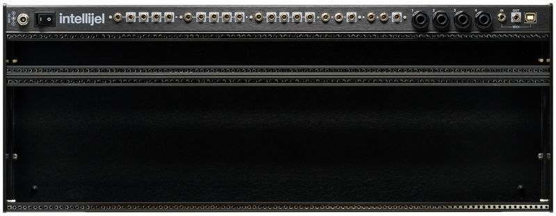 Intellijel Designs Palette 104 4U Stealth