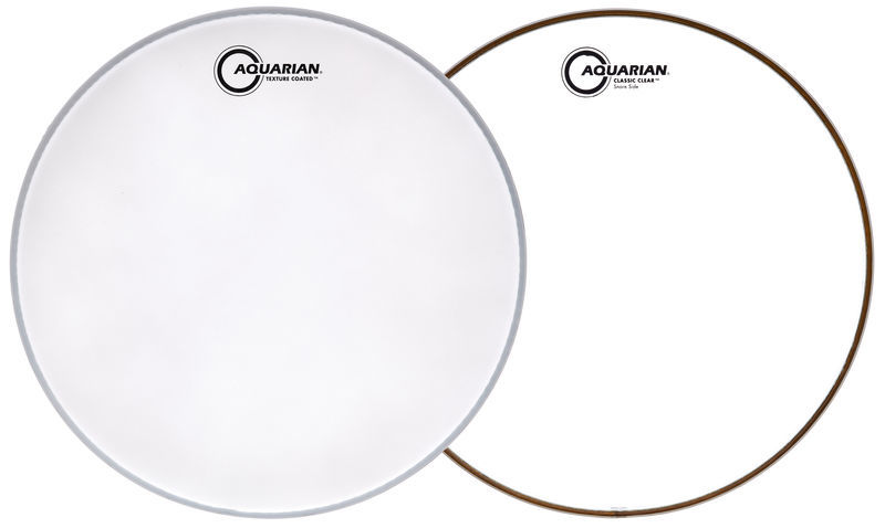 """Aquarian 14"""" Texture Coated Snare Pack"""