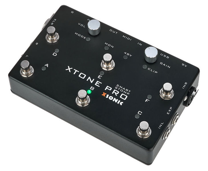 Xsonic XSonic XTone Pro Interface