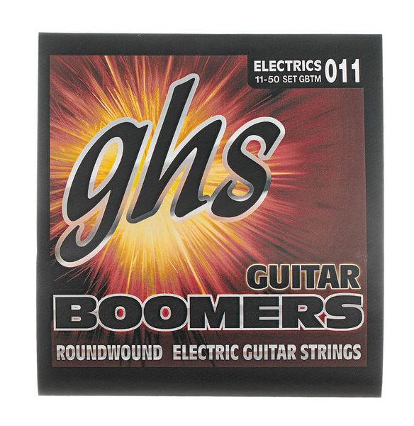 GHS Boomers True Medium 011-050