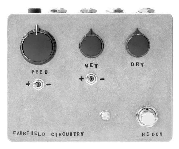 Fairfield Circuitry Hors d'Oeuvre Act. Feedb. Loop