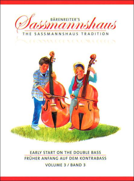 Bärenreiter Sassmannshaus Anfang Bass 3